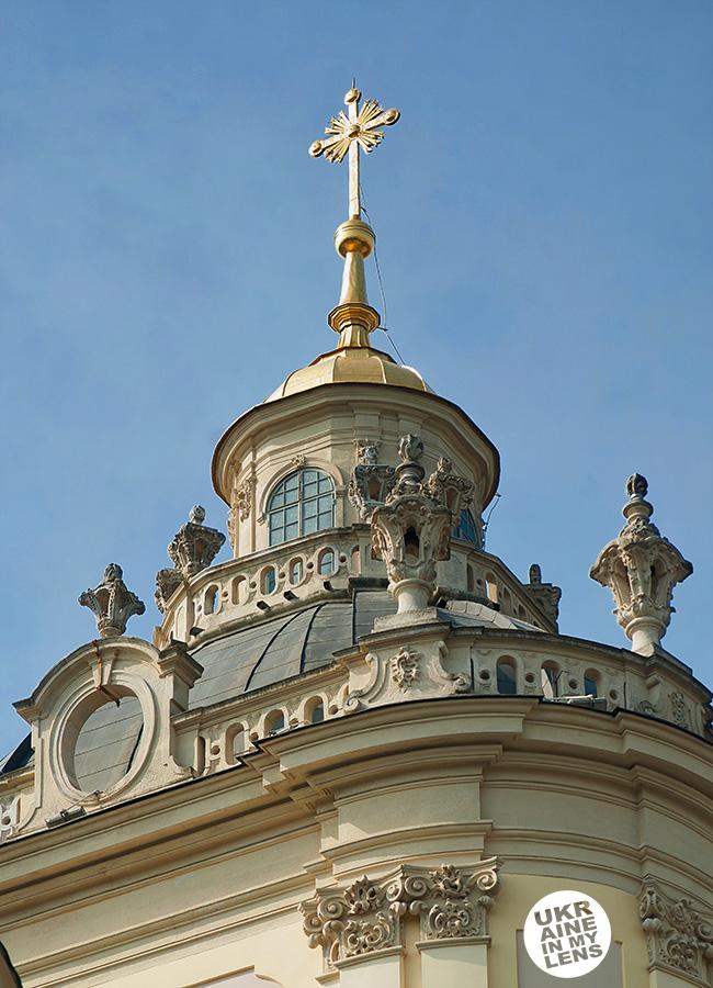 Собор святого Юра во Львове