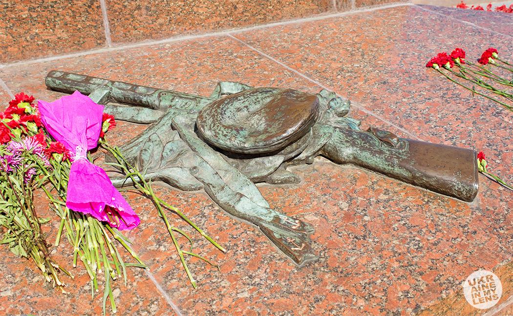 Памятник Неизвестному матросу в Одессе