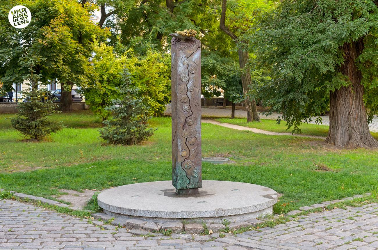 Памятник Ольвии в Одессе
