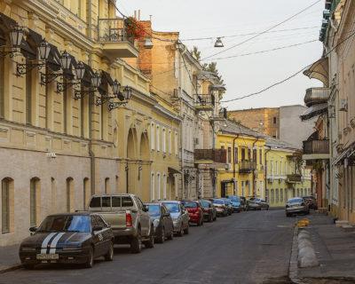 Воронцовский переулок в Одессе